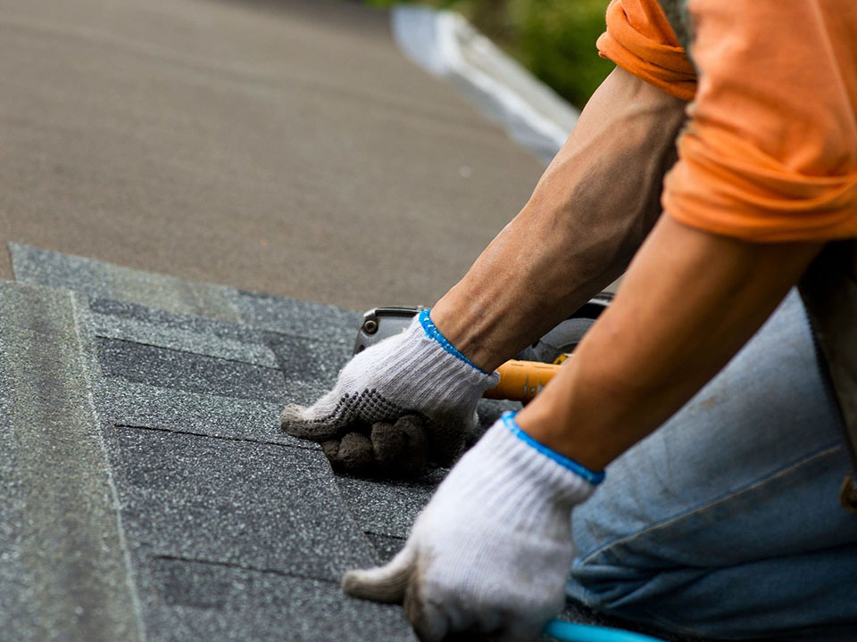 Asphalt Shingles Roof Repair in Denver, CO