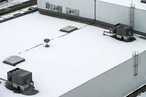 Commercial roofing in Brighton CO and surrounding areas