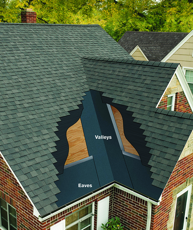 Asphalt Shingles on Gunbarrel CO home
