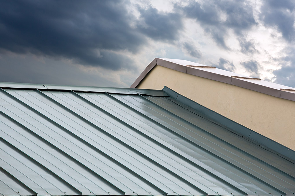 Metal roofing in Fort Collins