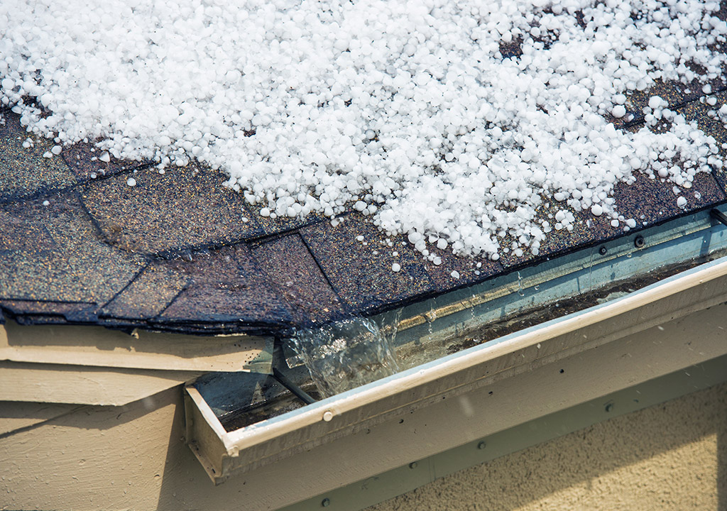 Roof Repair for Hail and Storm Damage in Denver, CO