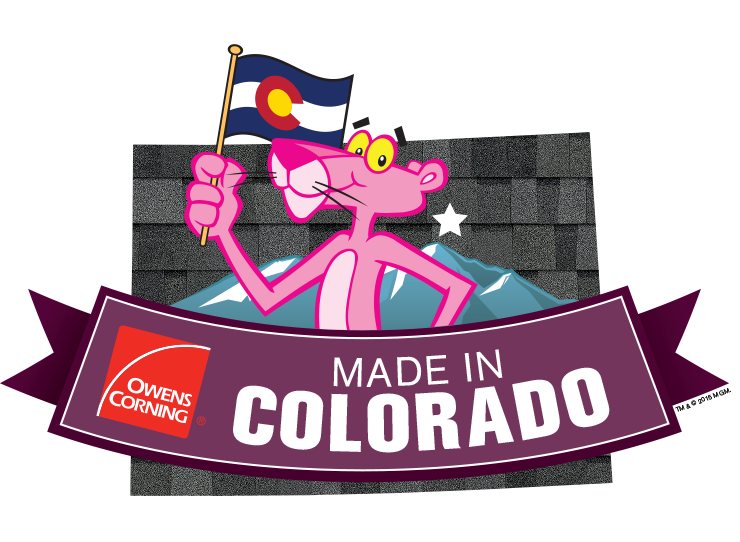 Asphalt Shingles Made in Colorado