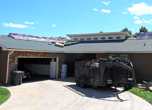 Roofing companies working in Fort Collins, Colorado